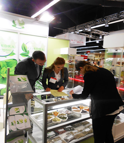 BIOFACH GERMANY 2014